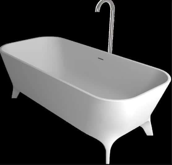 """אמבטיה-עומדת-לבן-ונסה <span class=""""degem"""">דגם וונסה- לבן מבריק / לבן מט 60*80*180</span>"""