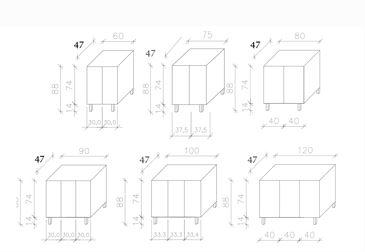 """ארון-אמבטיה-אמבין-שרטוט-פנינה <span class=""""degem"""">דגם ארון פנינה AM HPL</span>"""