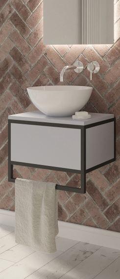 """ארון-אמבטיה-לשירותי-אורחים-מגנזיום-מעוצב <span class=""""degem"""">דגם מיני מגנזיום משולב מתכת D/R</span>"""