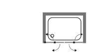 """הידרו-מקלחון-חזית-שרטוט-הרמוניקה <span class=""""degem"""">דגם BR84 - מקלחון חזית הרמוניקה משודרג</span>"""