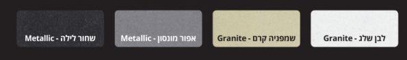 """כיור-פורדהם-צבעים <span class=""""degem"""">דגם נבדה פורדהם - FORDHAM</span>"""