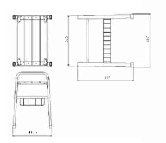 """כסא-למקלחת-סיאטל-שרטוט <span class=""""degem"""">דגם STL02- DI -סיאטל + כסא למקלחת</span>"""