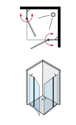 """מקלחון-הרמוניקה-פרזול-שרטוט-שחור <span class=""""degem"""">דגם 409 - מקלחון הרמוניקה פרופיל שחור</span>"""