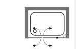 """מקלחון-חזית-שרטוט-ברלין <span class=""""degem"""">דגם BR64 - חזית קבוע דלתות</span>"""