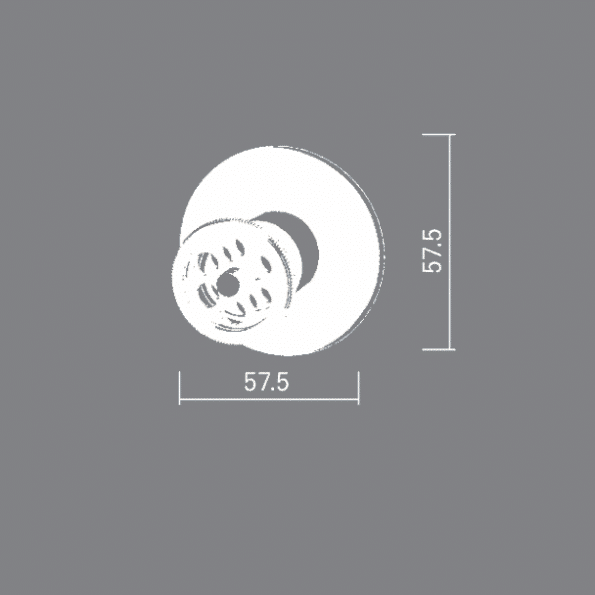 "0707 <span class=""degem"">דגם אינטרפוץ 3 דרך 0707K שחור מט BR</span>"