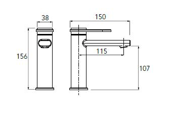 """5147 שרטוט <span class=""""degem"""">דגם B16 (מבחר צבעים) PE bm5022</span>"""