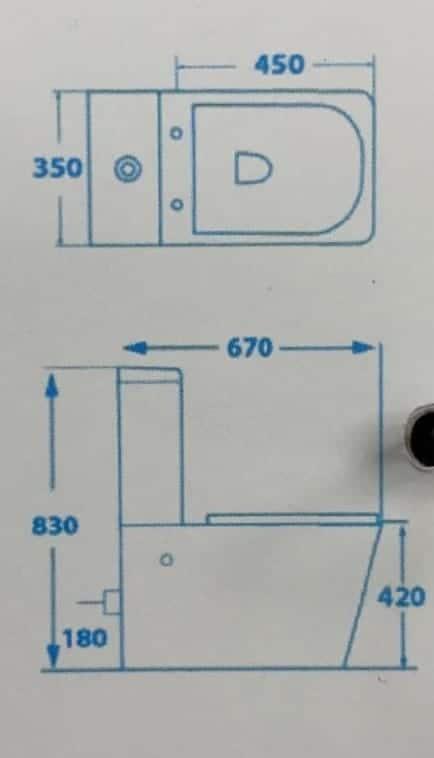 """6708f1c8-5be2-4e3d-afe2-60b05be1016c <span class=""""degem"""">דגם אסלה מונובלוק קינדו (לבן / שחור מט) DANI</span>"""