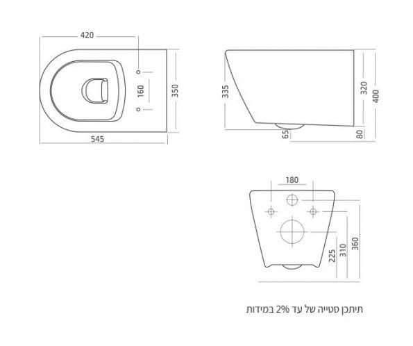 "970-dimensions (1) <span class=""degem"">דגם אסלה תלויה מונאליס 55 רימלס 502012</span>"
