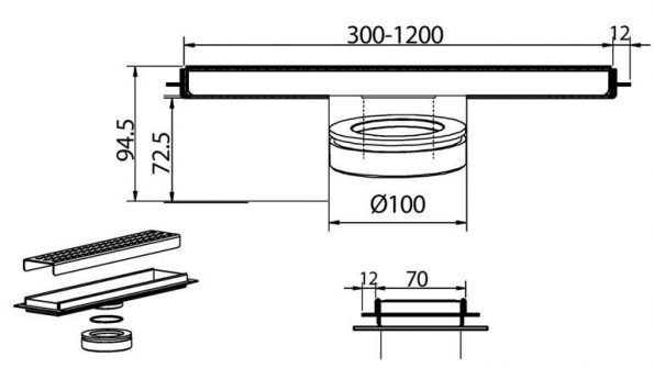 "QSG-1009-S <span class=""degem"">דגם מידות שונות QSG1009</span>"
